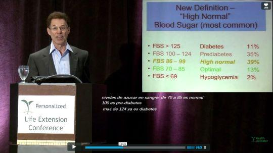 3- niveles de azucar en sangre