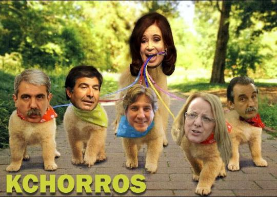 k chorros